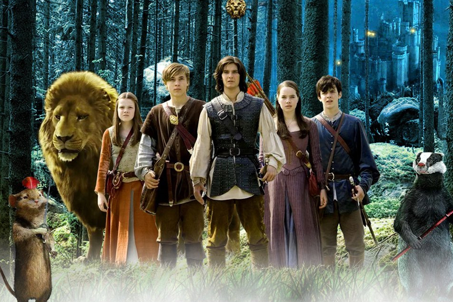 chronicles of narnia assignment The classic tale of a fantasy world and four children's adventures in it,the lion, the witch, and the wardrobe the chronicles of narnia reading guide.