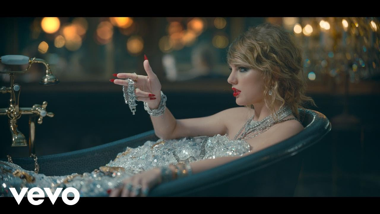 Taylor Swift impone récord en YouTube con su nuevo video | URBE 96.3 FM